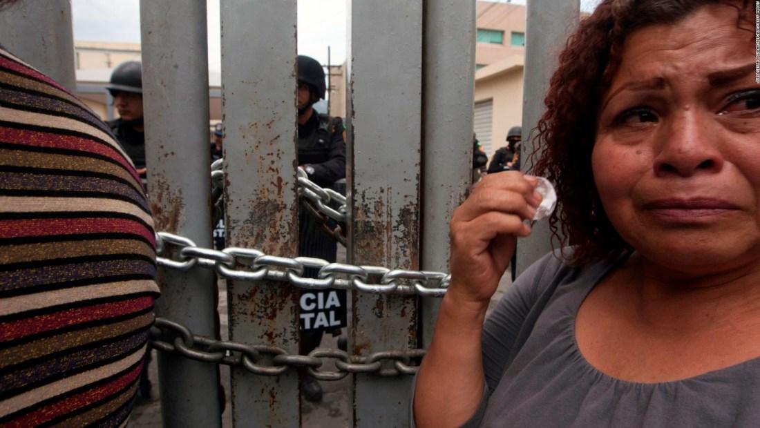 ¿Cuáles son las riñas más significativas en cárceles mexicanas?