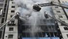 Incendio en una torre en Bangladesh deja varios muertos y heridos