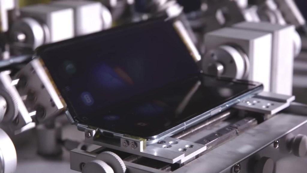 Samsung defiende a su Galaxy Fold