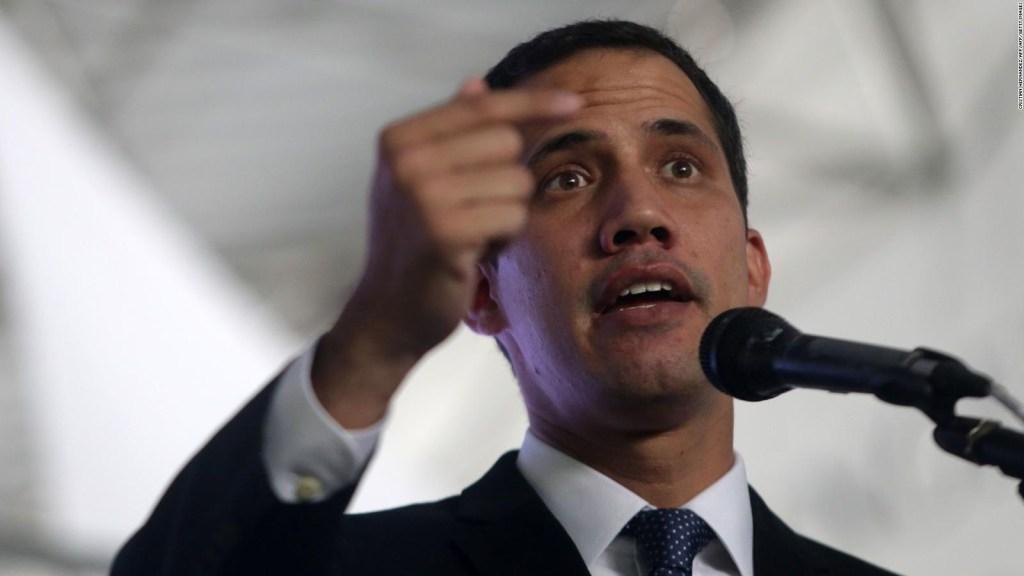 Guaidó: Nos preocupa la falta de agua
