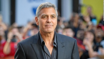 George Clooney Brunei LGTB homosexuales