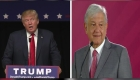 AMLO no entrará en polémica con Trump por la frontera