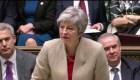 #ElHechoDelDía: El momento en que rechazan la propuesta de May para el brexit