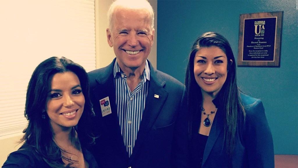 Biden responde a las acusaciones de un beso inapropiado