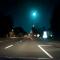 Meteoro verde ilumina la noche de la Florida