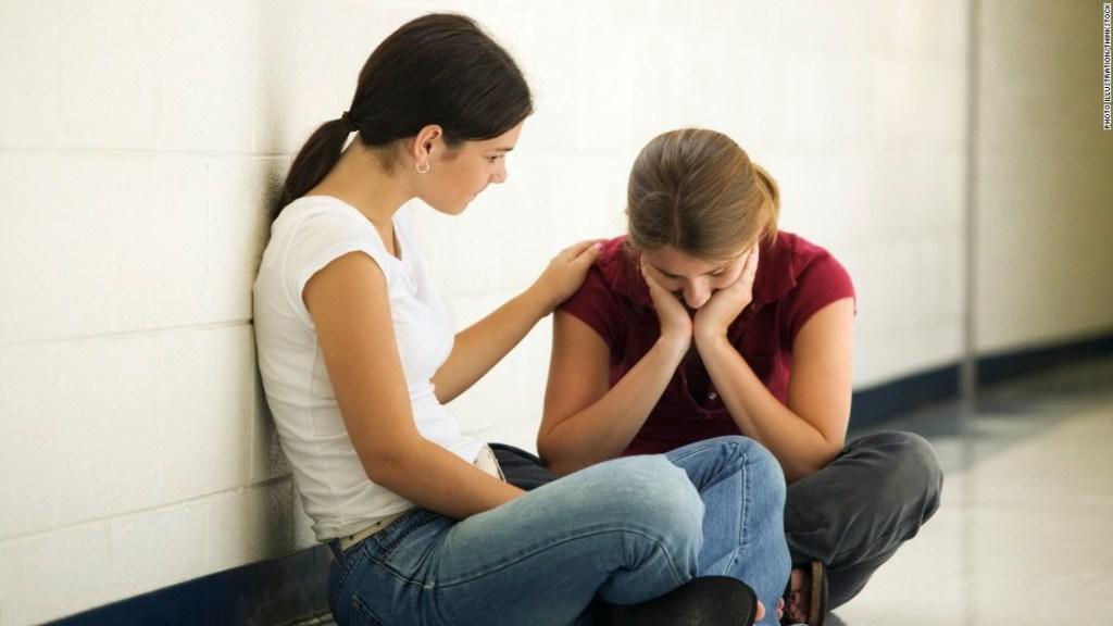 jóvenes intento suicidio