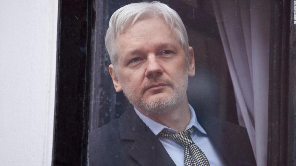 Assange niega relación con el Gobierno de Putin