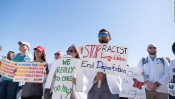 separación familias, inmigración
