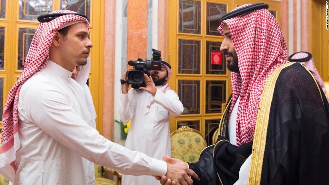 Mohammed bin Salman Salah bin Jamal Khashoggi