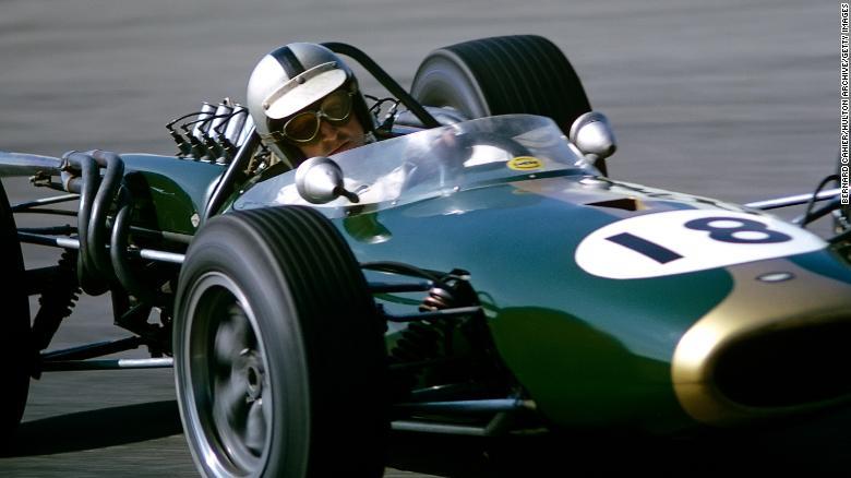 Brabham BT20, Jack Brabham