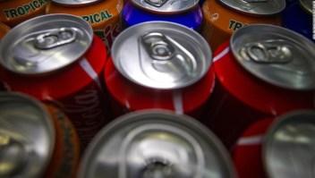 Bebidas azucaradas y calorías niños