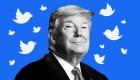 Trump lanzó tormenta de tuits contra inmigrantes y México