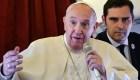 El papa critica a gobiernos que construyen muros para mantener alejados a los migrantes