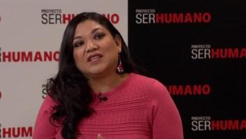 Reyna Grande habla sobre la discriminación en EE.UU.