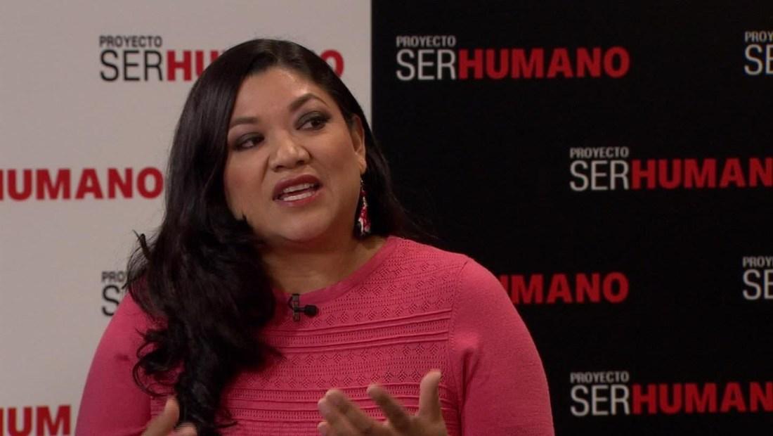 Reyna Grande sobre la difícil decisión de los migrantes
