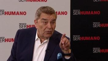 Don Francisco explica cambios en la TV en temas sensibles