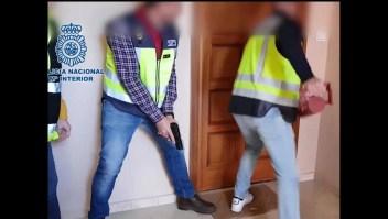 Red de traficantes explotaba a venezolanas