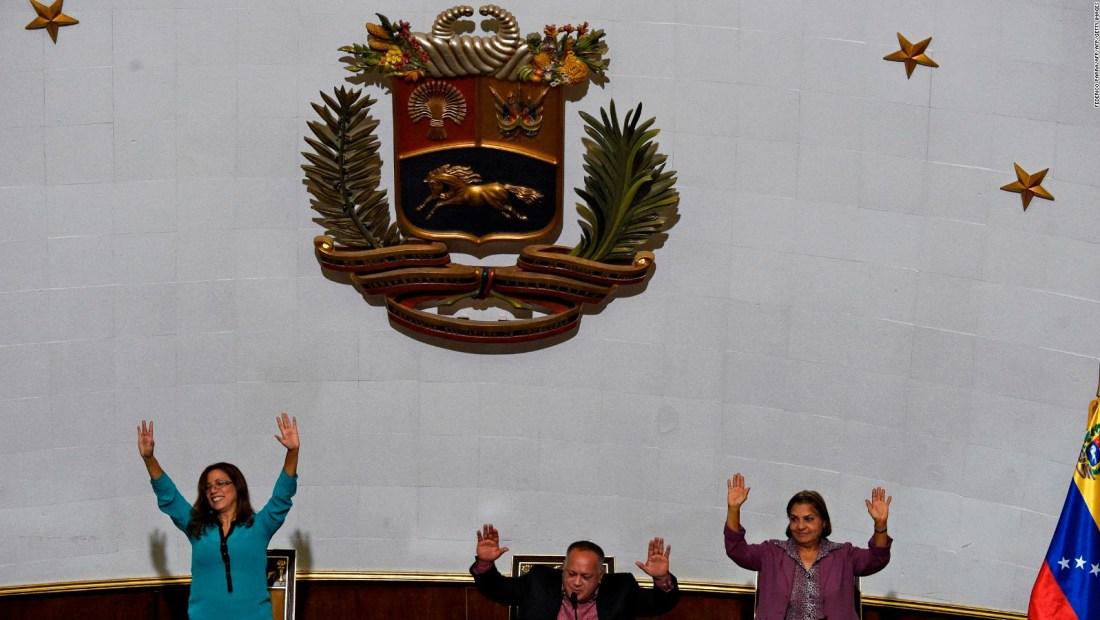 Venezuela: Oficialismo cierra el cerco en torno a Juan Guaidó