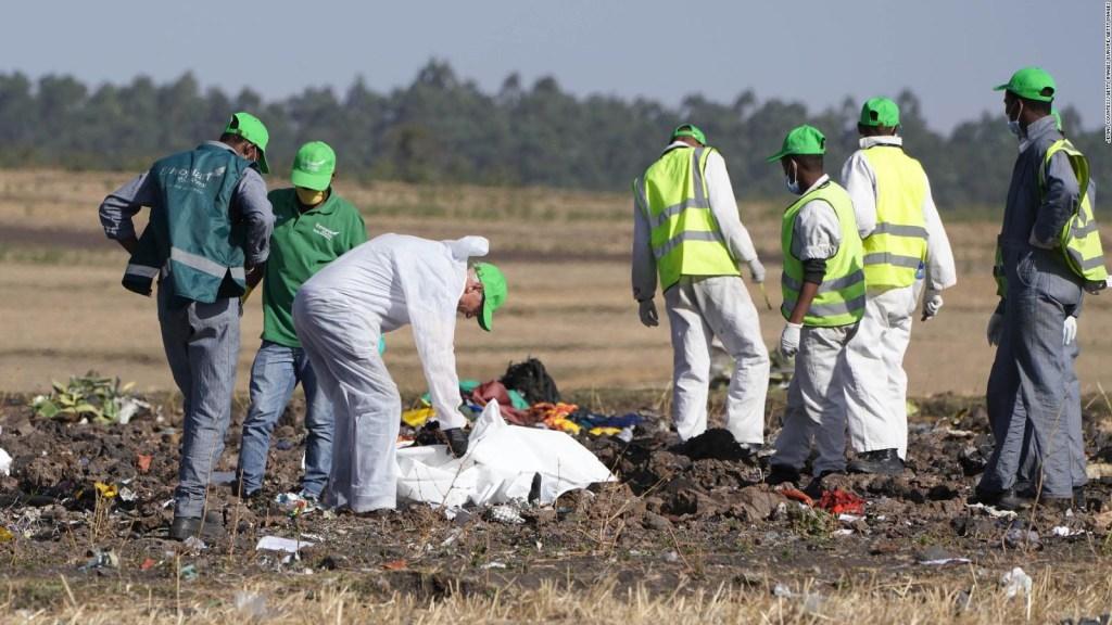 Pilotos de Ethiopian Airlines lucharon contra el sistema automático de Boeing