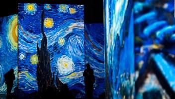 Acércate a Van Gogh con Amiex