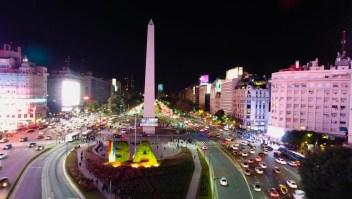 60 segundos de vacaciones que te harán soñar con la majestuosa Buenos Aires
