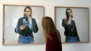 Se cumplen 25 años de la muerte de Kurt Cobain