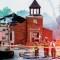 Incendios sospechosos de tres iglesias en Louisiana