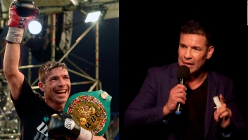 """Sergio """"Maravilla"""" Martínez: De boxeador a comediante"""
