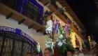 Así se celebra la Semana Santa en Taxco
