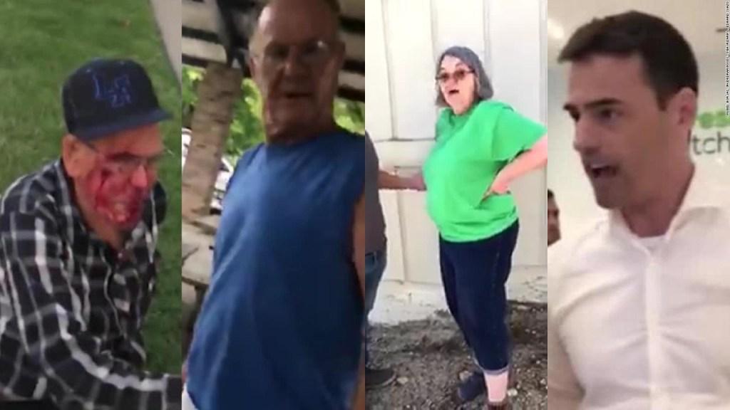 Videos virales de la intolerancia contra latinos en EE.UU.