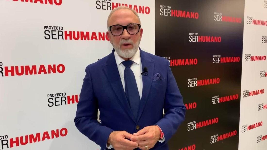 """Emilio Estefan: """"El amor es más importante que el odio"""""""