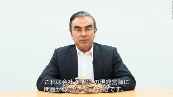 ¿Fue el ex presidente ejecutivo de Nissan traicionado por colegas?
