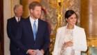 ¿EE.UU podría gravar a la realeza británica?