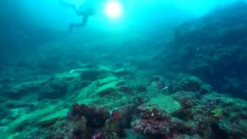 Hallan un naufragio de 3.600 años en el Mediterráneo