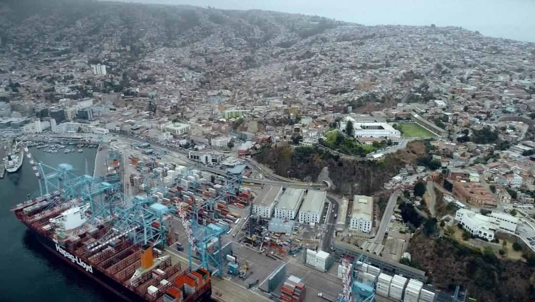 Descubre la encantadora ciudad de Valparaíso, en Chile
