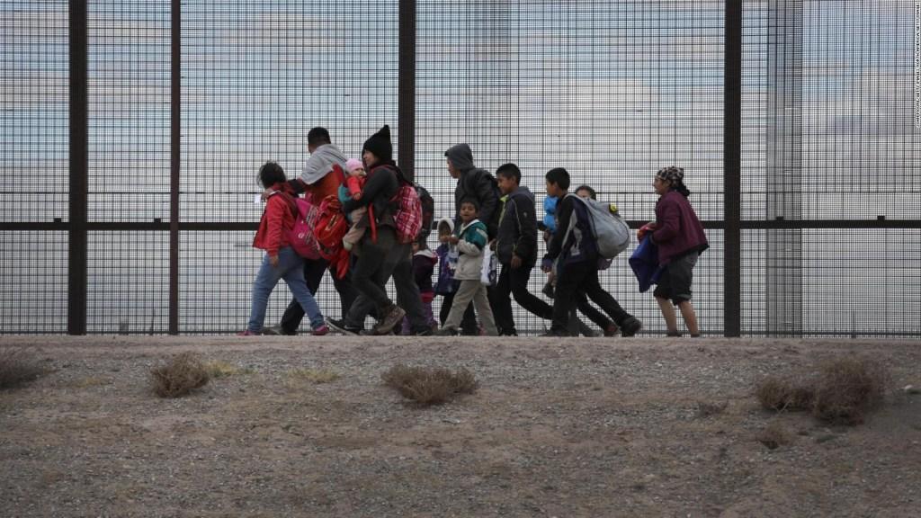 Migrantes logran una victoria sobre el gobierno de Trump