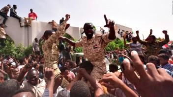 Sudán: Música por el cambio de gobierno
