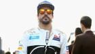 Fernando Alonso se prepara para el Indy 500
