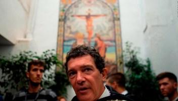 Banderas reivindica sus orígenes en Semana Santa