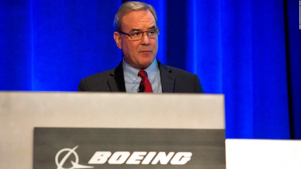 Boeing enfrenta una nueva batalla en el directorio