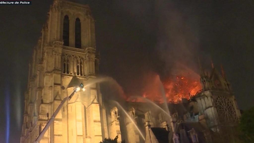 Restaurar Notre Dame será un proceso largo y costoso