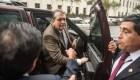 El abogado de Alan García denuncia irregularidades