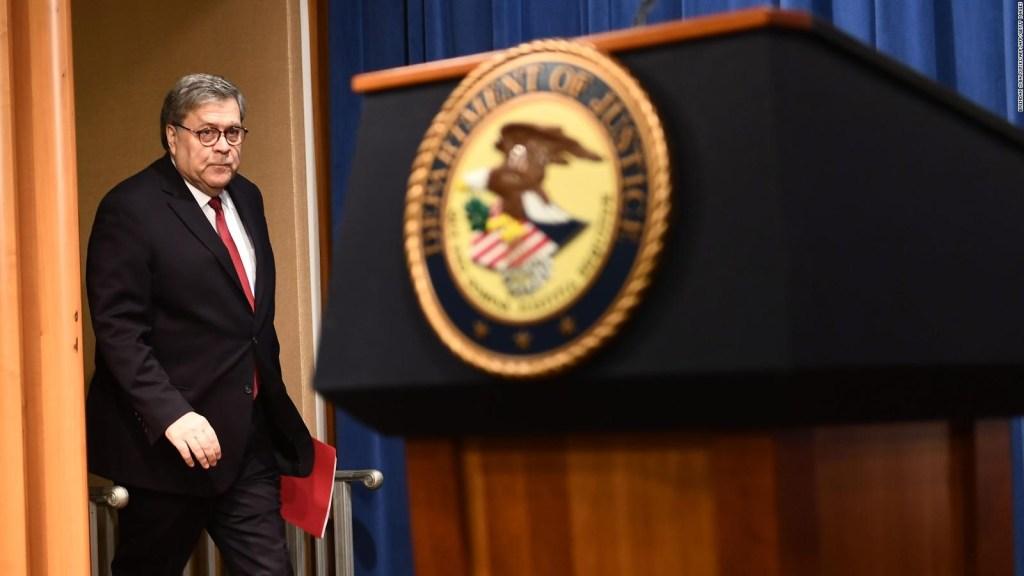 Mueller confirma injerencia en elecciones de 2016