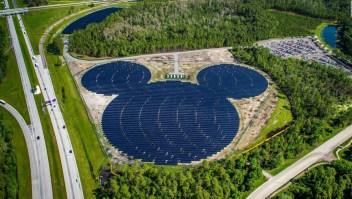 Walt Disney World Resort se nutrirá de una planta de energía solar