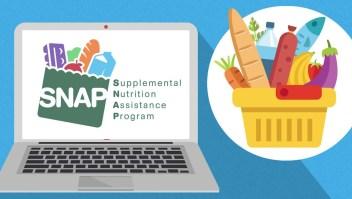 Compradores de bajos ingresos podrán adquirir en línea con SNAP