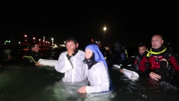 Conoce el viacrucis submarino en Puerto Madryn