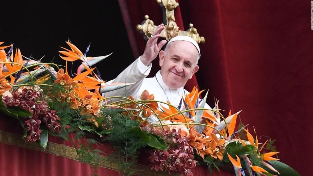 El papa pide por Nicaragua y Venezuela