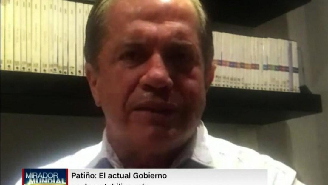 """Patiño: """"La Interpol ha rechazado tres pedidos de Ecuador"""""""