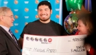 Joven hispano gana US$ 768 millones en la lotería