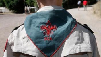 Más casos de abuso sexual en Boy Scouts of America